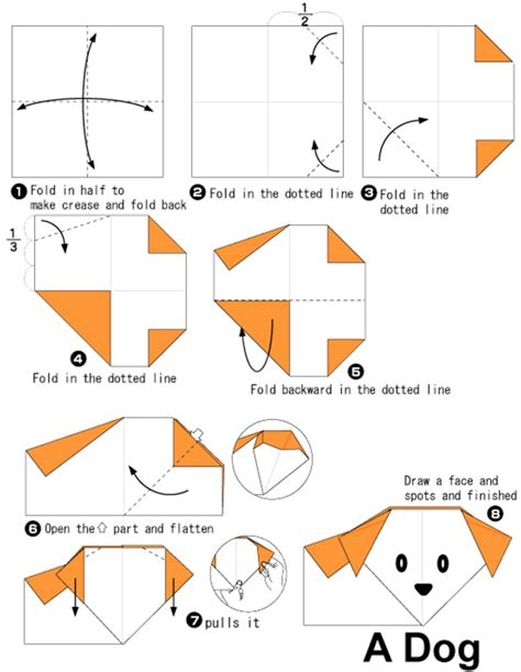 Origami For Kindergarteners - bowers origami for