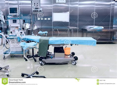 operating room tech high tech surgical operating room stock photo image 33671180