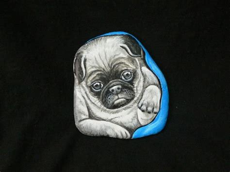 rock pug 1000 images about rock on nativity sets pebble and painted