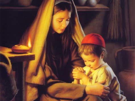 imagenes de la virgen maria y su hijo mar 237 a quiere educarnos como a jes 250 s canci 243 n nueva
