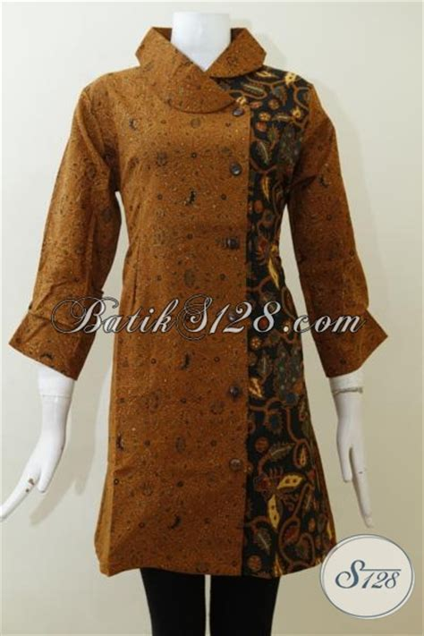 Dress New Kombinasi model batik dress sarimbit toko baju batik