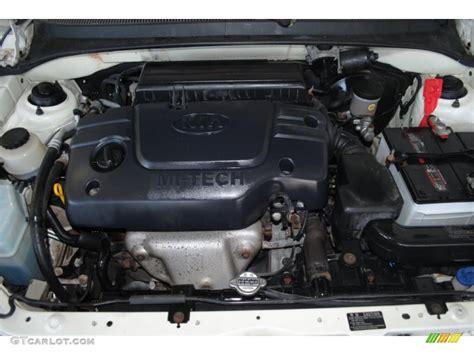 2002 Kia Engine 2002 Kia Sedan 1 5 Liter Dohc 16 Valve 4 Cylinder