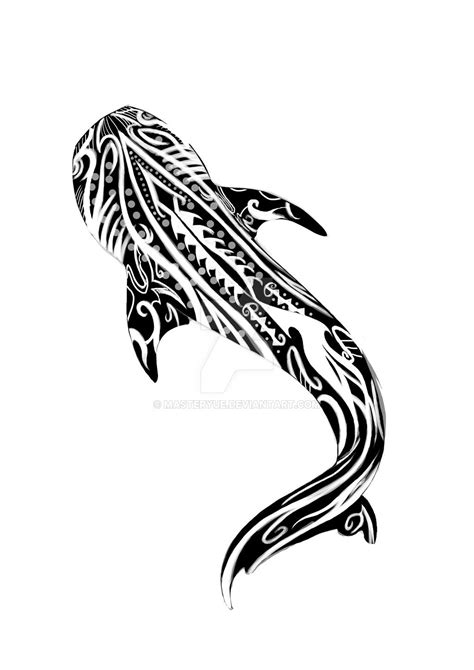 tribal whale tattoo whale shark images search pinteres