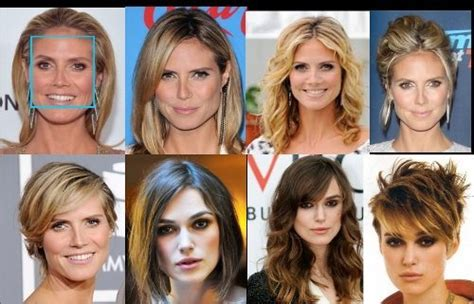 best hairstyle for a square or rectangle face middle age best hairstyles for your face shape square