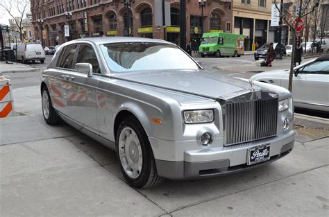 phantom rolls royce for sale silver rolls royce phantom for sale used cars on buysellsearch
