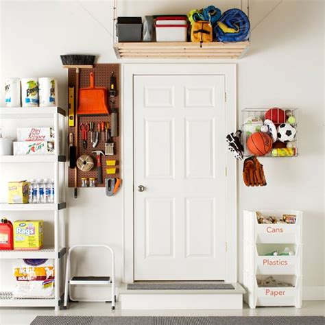 Garage Storage Tips Garage Organization Ideas