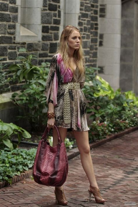 Gossip Style Found Serenas Bag by 1520 Best Fi Lively S Images On