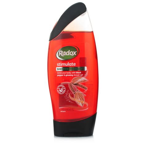 Shower Gel by Radox Stimulate Shower Gel Chemist Direct