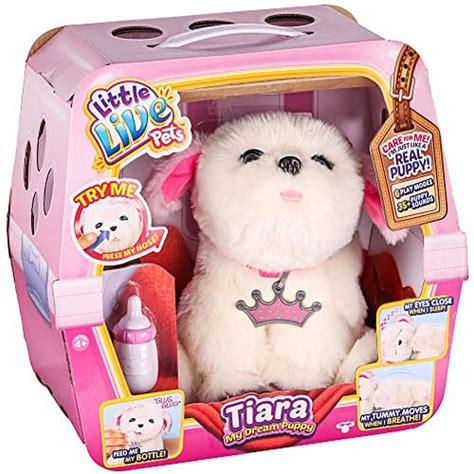 live pets my puppy tiara walmart 25 toys for 2016 top list