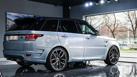 Kahn Range Rover Sport 400le
