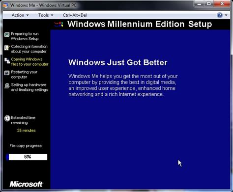 Windows Me huguesjohnson finding a purpose for windows me 10 years later