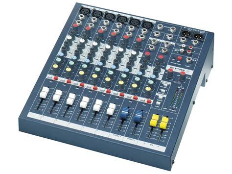 Soundcraft Epm 6 soundcraft epm6 6 channel mixer