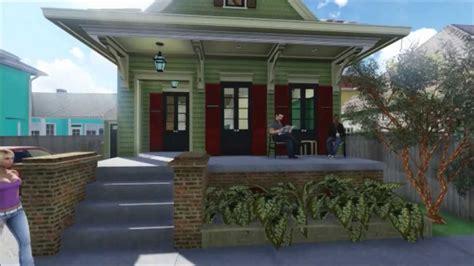 what is a shotgun house new orleans shotgun house youtube