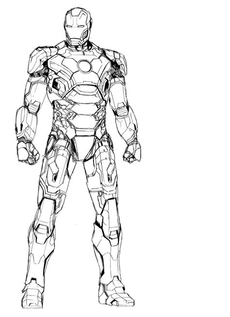 iron man mark 6 coloring pages iron man mark 2 free coloring pages