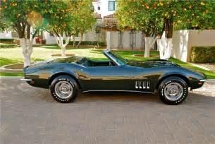 1969 chevrolet corvette convertible 98158