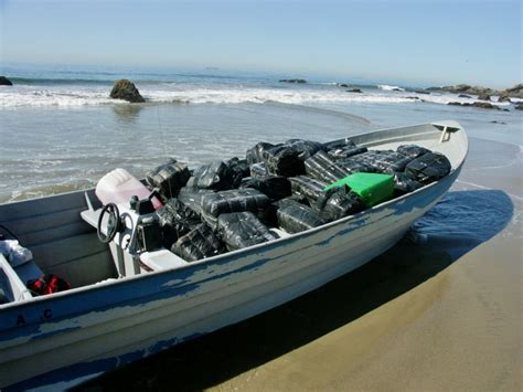 panga boat art official 2 000 lbs pot seized 3 arrested in malibu