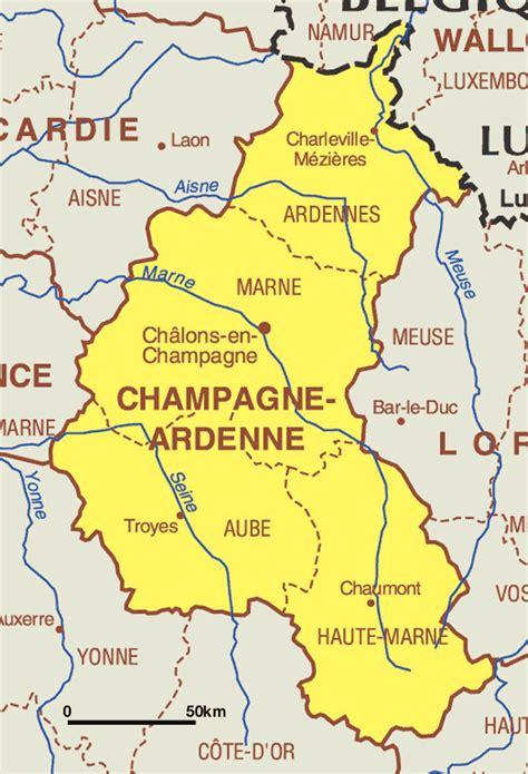 Région de France Champagne Ardenne Arts et Voyages