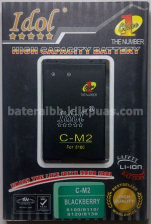 Harga Batre Hp Merk Wellcomm jual baterai blackberry 8100 baterai blackberry