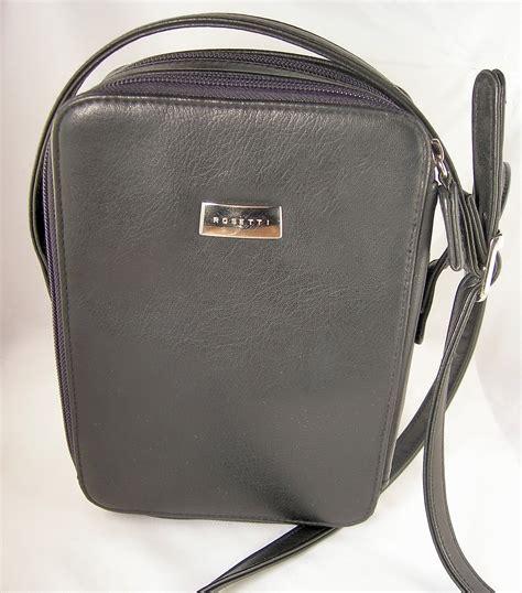 Promo Handbag Import Xm12e La rosetti cross organizer zip around bag purse wallet