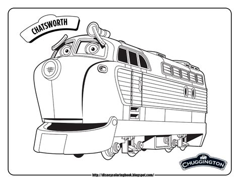 chuggington coloring train pages chuggington 1 free disney coloring sheets learn to coloring