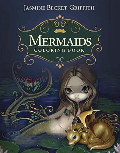 mermaids coloring book an aquatic adventure books 1453 best coloring wishlist inspiration images on