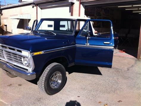 1976 ford f150 4x4 bed for sale ford f 150