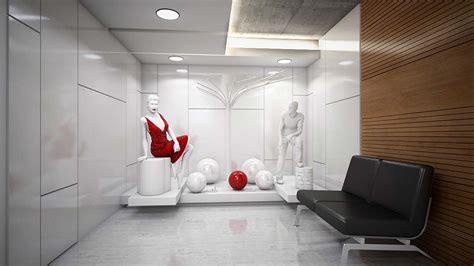 fashion showroom zero inch interior s ltd
