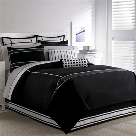 black and white bedroom decor cool black bedroom decor on bedroom decorating ideas