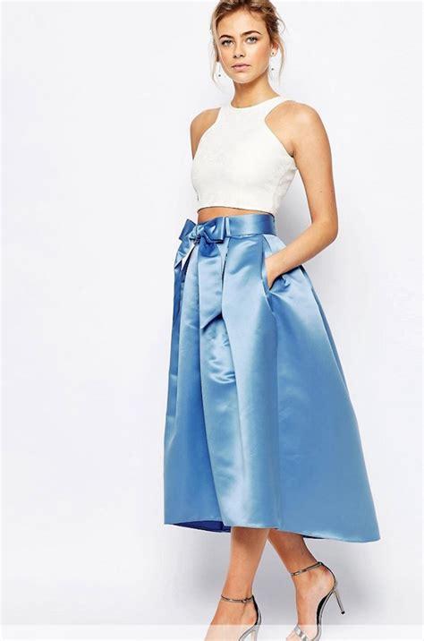 faldas largas para bodas 2016 faldas para bodas descubre los mejores modelos verano 2016