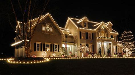 pictures of christmas decorations in homes nitro green 174 professional lawn tree care great falls