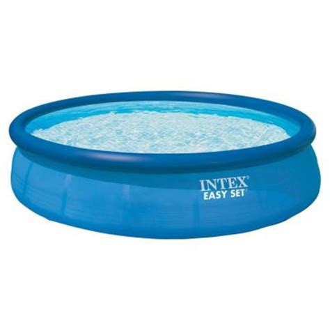 intex 18 ft x 48 in easy above ground pool