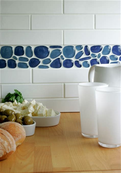 Bathroom Recycled Glass Tiles Interstyle Agates Traditional Bathroom By Interstyle