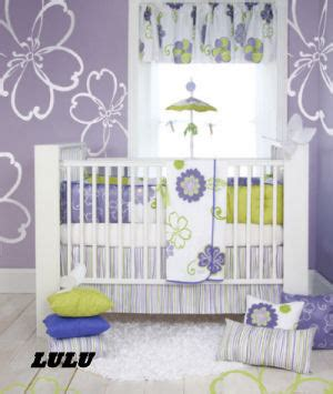 Lavender Nursery Decor Lavender Baby Nursery Ideas
