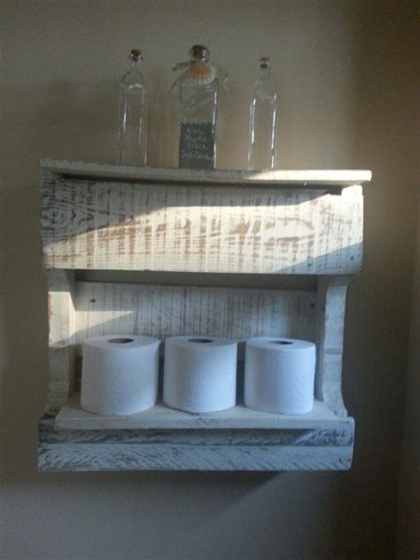 Bathroom Shelf Made Out Of Pallet Pallets Pinterest Shelves Made Out Of Pallets