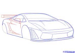 How Do You Draw A Lamborghini Step 6 How To Draw A Lamborghini