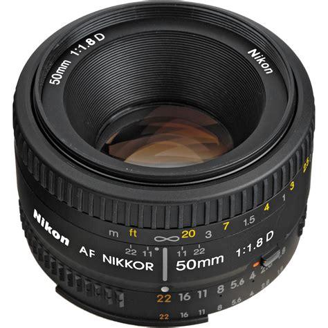 Nikkor Af 50mm F 1 8d nikon af nikkor 50mm f 1 8d lens 2137 b h photo