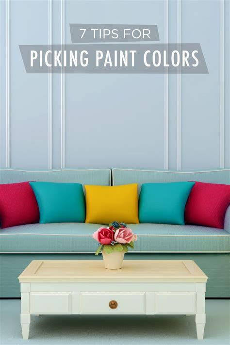 7 Decorating Tips You Should by What Color Should I Paint My Room 7 Tips To Figure It Out