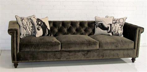chocolate brown velvet sofa brown velvet sofa brown velvet sofa design ideas thesofa