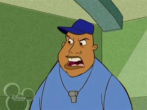 coach collins the proud family wiki
