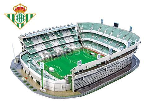 estadiodeportivo noticias del real betis sevilla comprar puzzle nanostad estadio benito villamar 237 n real