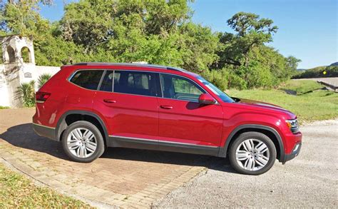 volkswagen atlas sel in the analysis the 2018 volkswagen atlas in sel