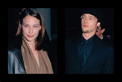 claire forlani dating history claire forlani was rumored to be with brad pitt claire