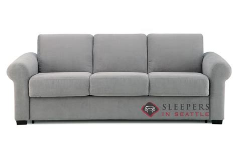 Customize And Personalize Sleepover Queen Fabric Sofa By Palliser Sleeper Sofa