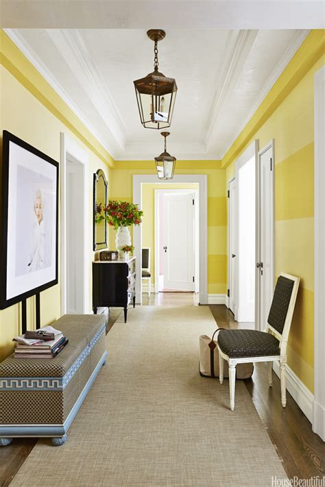 hallway decor ideas bold hallways