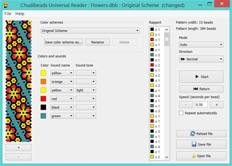 bead pattern design software chudibeads beading software tutorials and patterns
