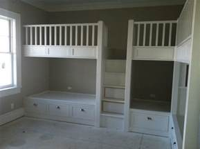 Built In Bunk Bed Plans Built In Bunks Built In Bunk Beds Page 3 Carpentry Picture Post Contractor Talk Bunk