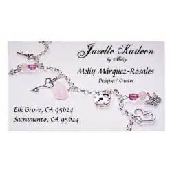 jewelry sided standard business cards pack of 100