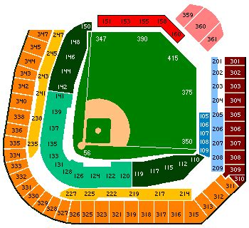 coors field map coors field seating chart pictures to pin on pinsdaddy