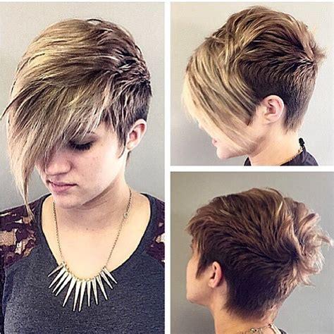 undercut magnifiques pour vous inspier coiffure