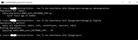 django tutorial datatables python how to use datatables with django free source
